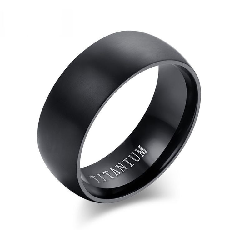 Titanium Engagement Rings For Men