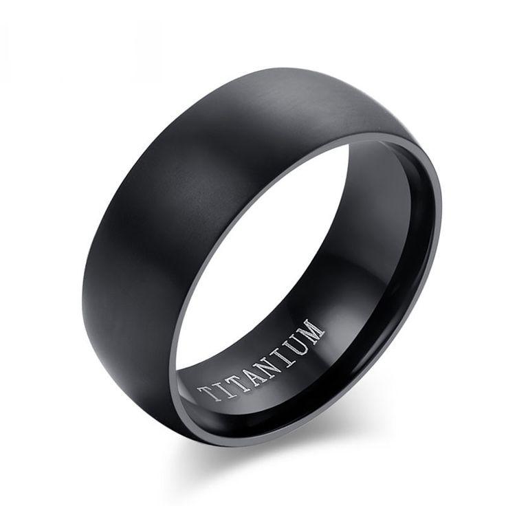 Titanium Engagement Rings For Men
