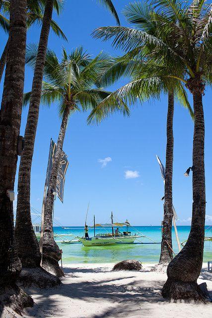 Boracay, Philippines. Joulu vietetään näissä maisemissa :)