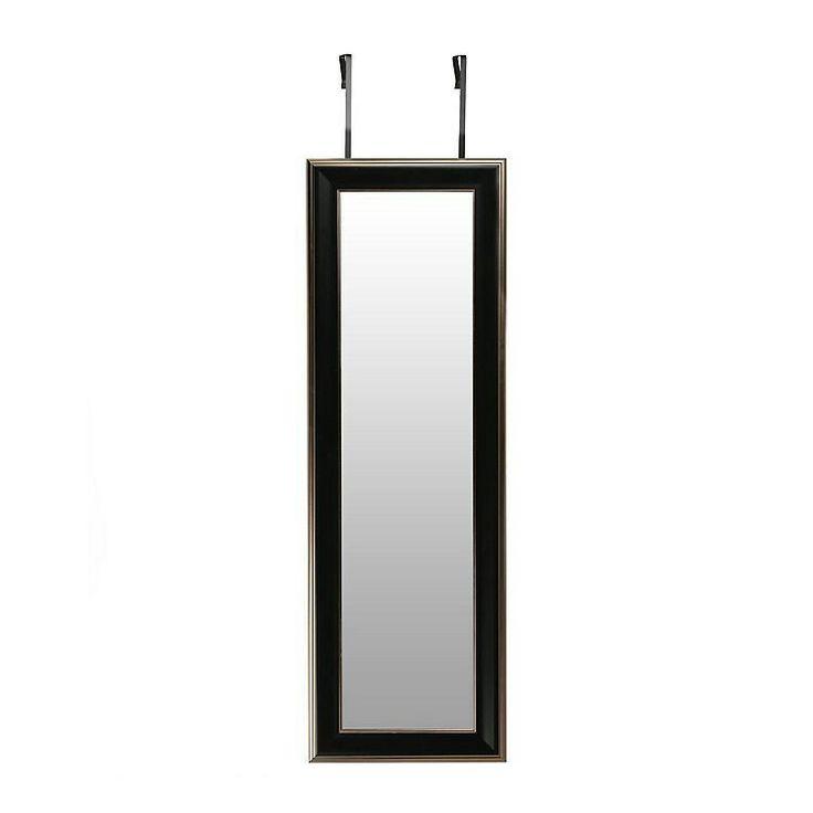 Black Full Length Mirror!