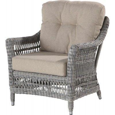 Комплект Paddock living 4 Seasons Outdoor (Голландия) | Gardenello.com.ua - садовая мебель, кресло для сада