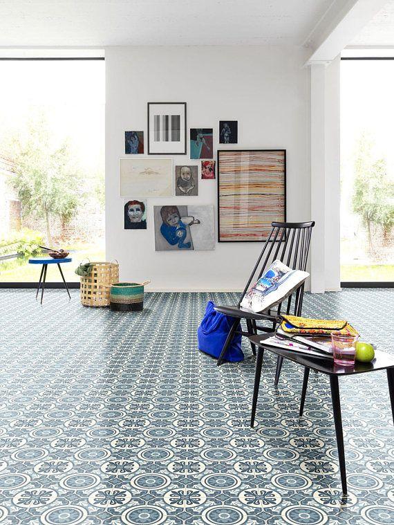 Alvito Sheet Vinyl Flooring. 2 Metre Wide Roll Cushioned