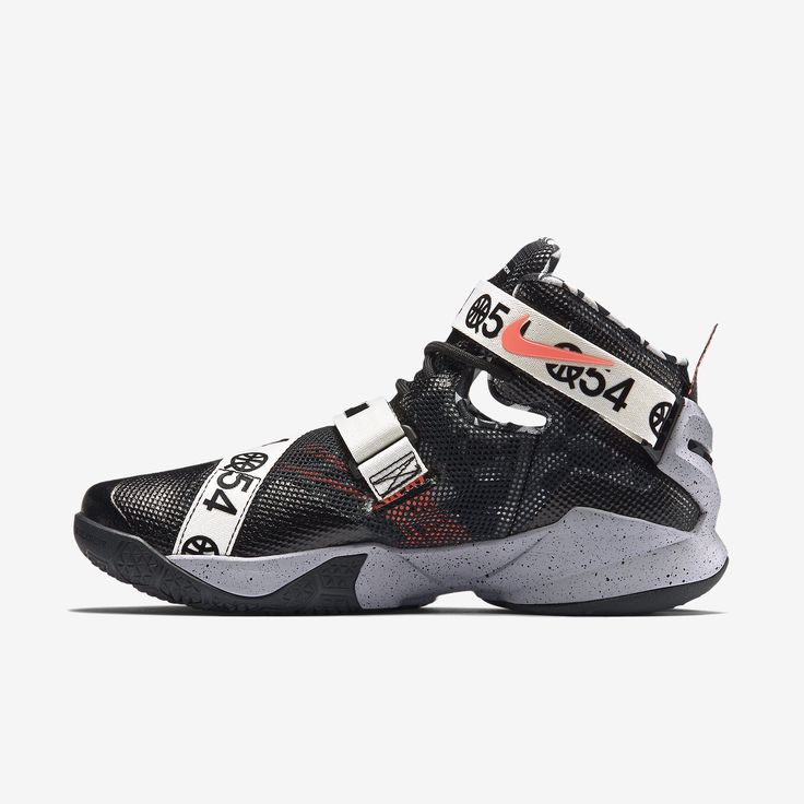 Nike Zoom LeBron Soldier 9 LE Men's Basketball Shoe. Nike Store ES