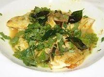 Stoofschotel van vis met wortels recept