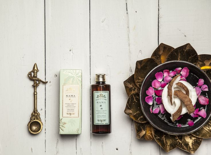 A pure, natural and organic oil treatment that purifies, repairs and heals from head to toe.