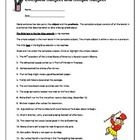 Complete Subject and Simple Subject Worksheet. Understanding basic sentences. The first step in finding subjects and predicates is to be able to fi...