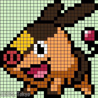 「ポケットモンスター ブラック・ホワイト」で最初に出会うポケモン御三家!の一体の一つ! ぼくは「ツタージャ」「ミジュマル」「ポカブ」の中から「ポカブ」を選んだんだよね!なんかこの豚っぽいでデザインが中々可愛かったからね!(ちょっと豚キャラが最初のポケモンとはびっくりした)…
