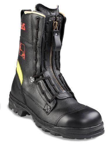 EWS-Feuerwehrstiefel PROFI EXCLUSIV - Schnürstiefel - Feuerwehr - Stiefel 9205-1 Schuhgröße: 43 - http://on-line-kaufen.de/ews/ews-feuerwehrstiefel-profi-exclusiv-feuerwehr-1-5