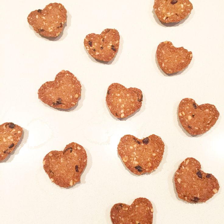 Gluten free, dairy free delicious but & cranberry cookies