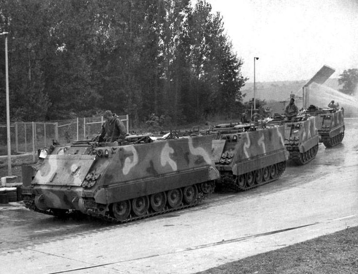 REFORGER 82. | Military photos, gallery & references ...
