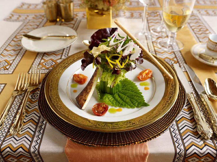 Paneer Salad, Beautiful and Delicious Salad #www.entertainingcompany.com