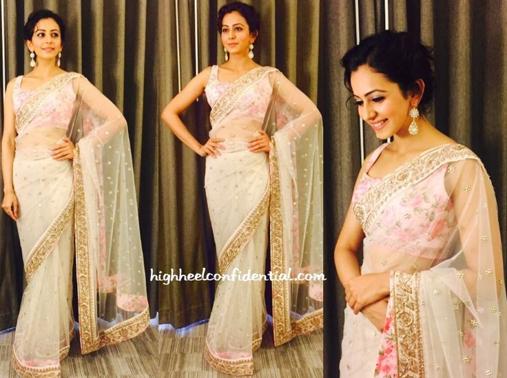rakul preet in anushree reddy