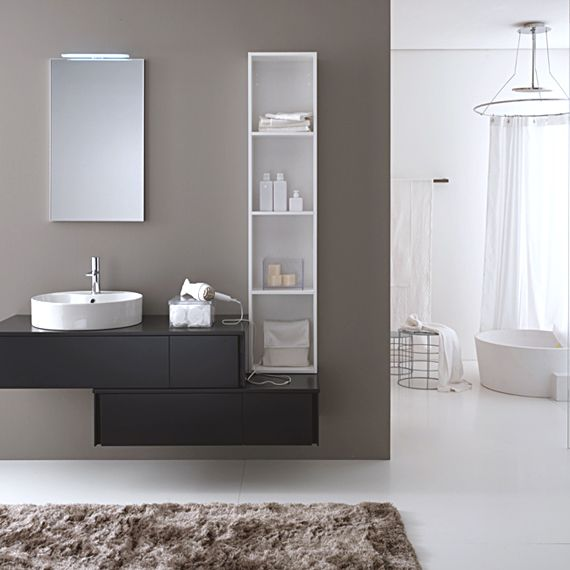 150 best arredo bagno design images on pinterest modern bathroom and home design - Bagno design srl curtarolo ...