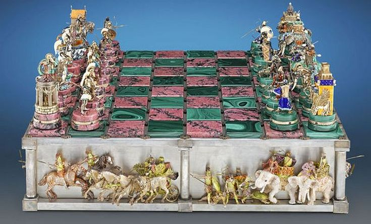 Battle of Issus Chess Set (1)