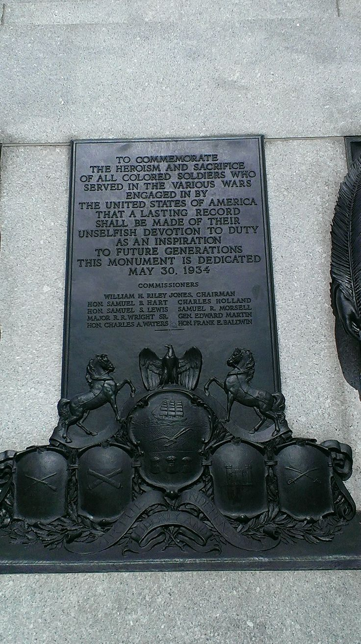 best images about the spanish american war to a closeup of the plaque the s of the african american colored
