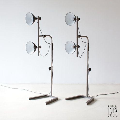 50s photo lights
