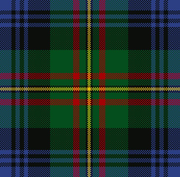One Of The Tartans Of Maclaren My Scottish Roots