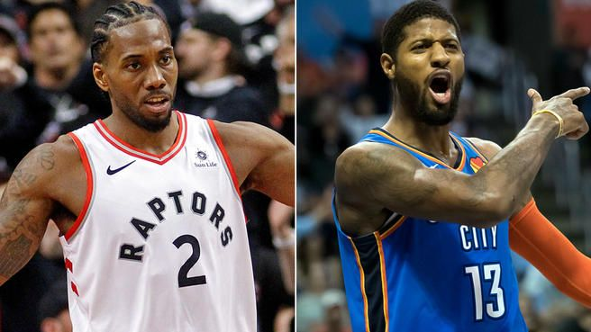 The Los Angeles Clippers Added Kawhi Leonard And Paul George To Their Roster Late Last Night In A Historic Serie Los Angeles Clippers Paul George Klay Thompson