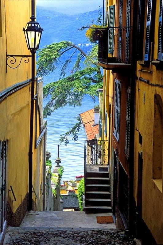 Villages of Lake Como...luv the Italian lake region!!!