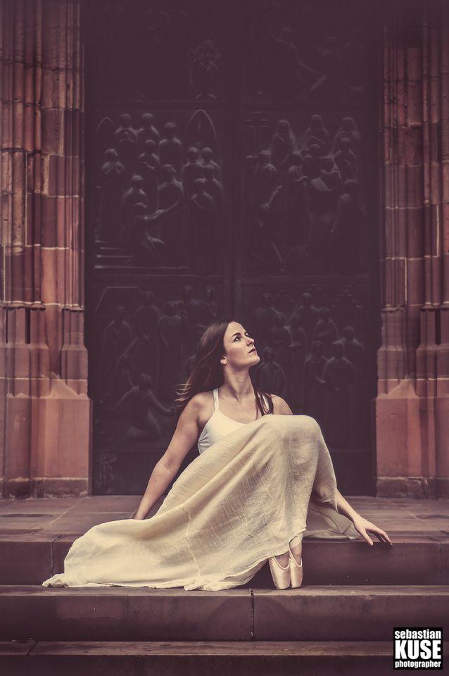 Ballett Shooting mit Rosa in Frankfurt am Main