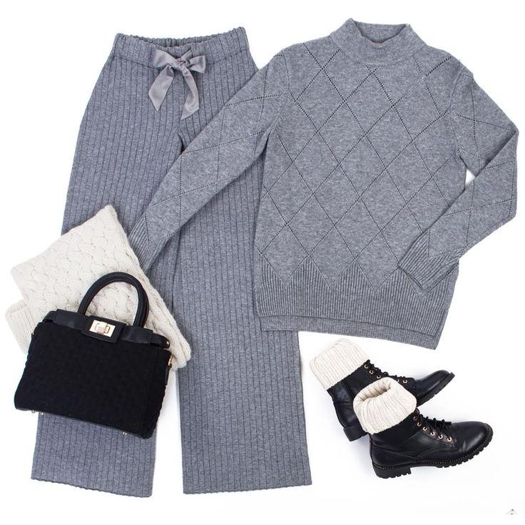 Осенне-зимний сезон настоящий триумф для вязаных вещей!  Вязаные джемперы на самый взыскательный вкус, вязаные стильные платья на все случаи жизни, уютные элегантные и спортивные, но от этого не менее роскошные свитеры — главные вязаные тренды осень-зима 2016-2017. Быть стильной вместе с ZARINA weekend просто🍁🍂❄☔ Подробнее о моделях здесь: http://zarina.ru/catalog/?fCOLLECTION[]=66  #zarina #zarinafashion #totallook #trend #musthave #тренд #вязанный #style #zarinaweekend #zarinacollection…