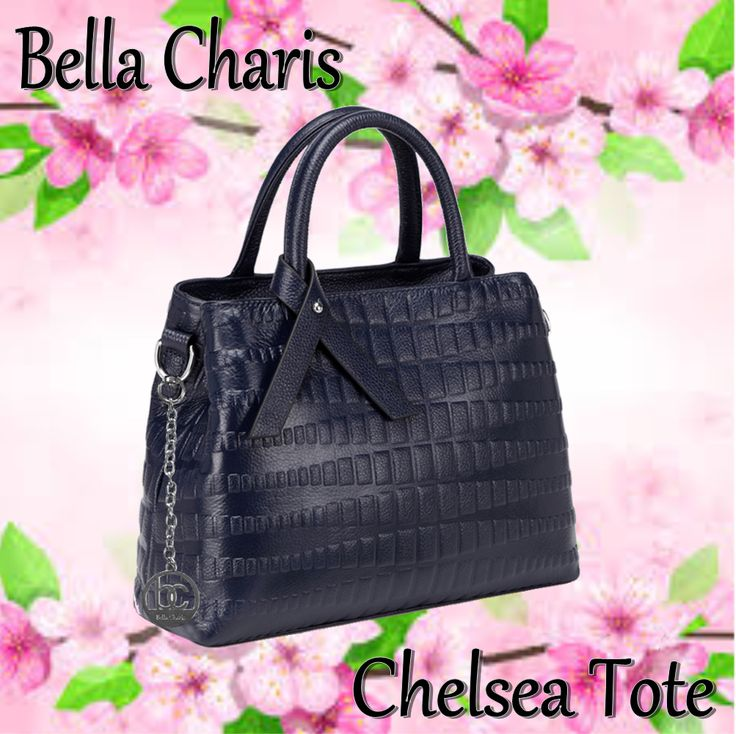 Bella Charis Chelsea Leather Tote [5 colours]