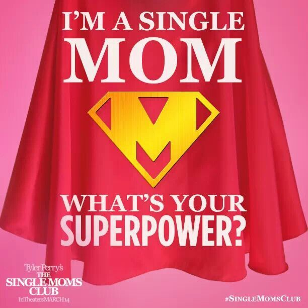 The single moms club... Tyler Perry
