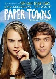 Paper Towns: [DVD] dirigida por Jake Schreier // 'Ciudades de papel' es una historia de maduración que se centra en Quentin y su enigmática vecina Margo, que adora los misterios de tal forma que acaba convirtiéndose en uno. Después de acompañarle toda una noche en una increíble aventura en su ciudad natal, Margo desaparece súbitamente dejando enigmáticas pistas que Quentin deberá descifrar. Nro. de Pedido: DVD P214T