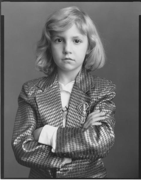 Little Lena Dunham