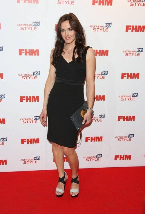 Victoria Pendleton at FHM 100 Sexiest Women in the World 2013 Launch Party held in London on May 1, 2013