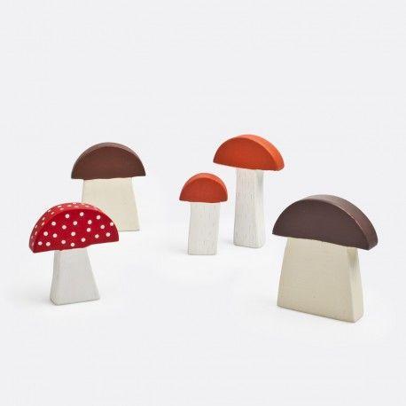 Malý houbař