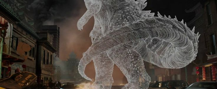 MPC Godzilla VFX breakdown - sneak peak on Vimeo
