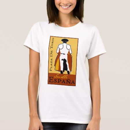 Travel Spain T-Shirt - tap, personalize, buy right now!