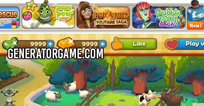 [NEW] FARM HEROES SAGA ONLINE HACK GENERATOR 2015: www.farmheroessaga.tk  Add up to 999999 amount of Gold Bars and Magic Beans each day: www.farmheroessaga.tk  Trust Me guys This Method 100% Really Works: www.farmheroessaga.tk  Please SHARE this hack method guys: www.farmheroessaga.tk  HOW TO USE:  1. Go to >>> www.farmheroessaga.tk  2. Type your Farm Heroes Saga Username/ID or Email Address (You don't need to type your password)  3. Enter required amount of Gold Bars and Magic Beans then…