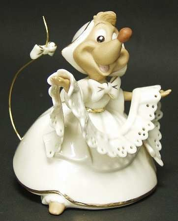 Suzy Mouse - Boxed in the Cinderella Collection pattern by Lenox China.