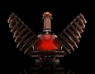 KWV 30 Year Brandy packaging | Bravo Design
