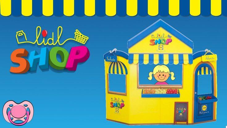 Lidl Shop Miniaturas - abrir as surpresas do Lidl