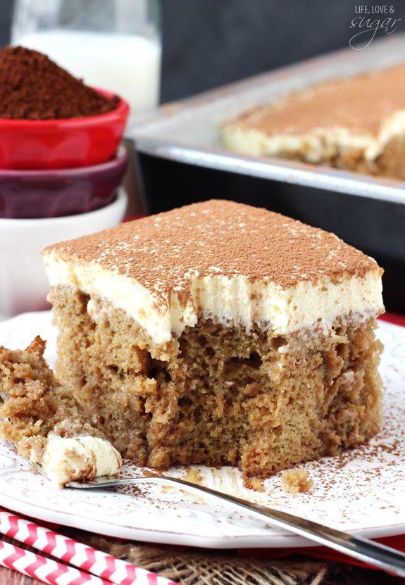 how to make tiramisu cake easy