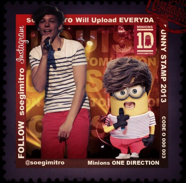 One Direction -Louis