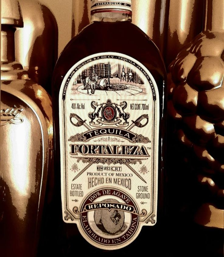 Fortaleza Reposado Tequila  #sklepballantines #tequila #fortaleza #reposado #alcohol #agava #mexico
