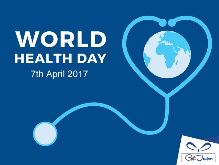 Eat right, exercise and stay healthy! Happy World Health Day to you all. #WorldHealthDay