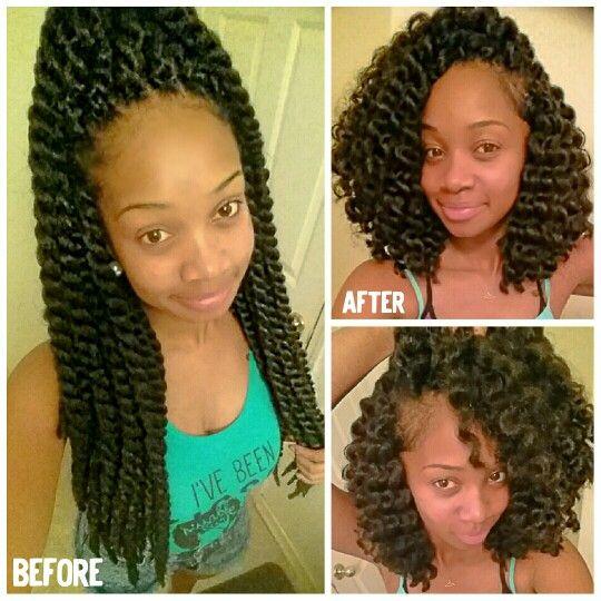 Les 308 meilleures images du tableau crochet braids sur pinterest tresses africaines tresses - Tresse pour crochet braids ...