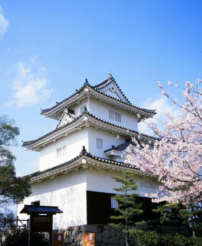 Marugame Castle. Looking for more information about Kagawa? Go Visit Kagawa Prefecture Tourism Association. http://www.my-kagawa.jp
