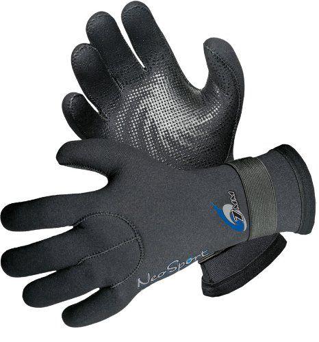 NeoSport Wetsuits Premium Adult Neoprene 3mm Five Finger Glove - http://scuba.megainfohouse.com/neosport-wetsuits-premium-adult-neoprene-3mm-five-finger-glove.html/