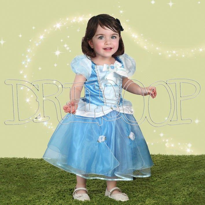 Costume Cenerentola per neonato - Dresoop.it