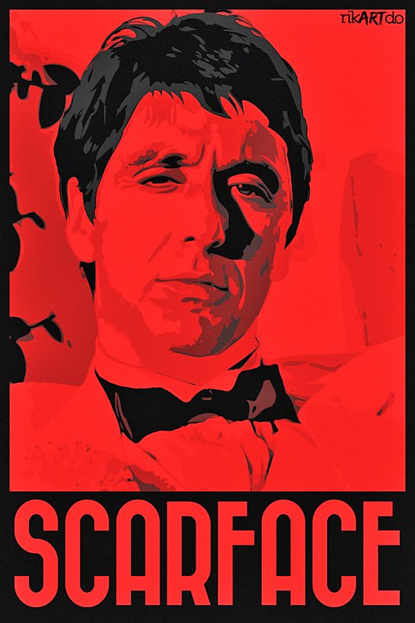 1000 images about scarface on pinterest brian de palma - Scarface images ...