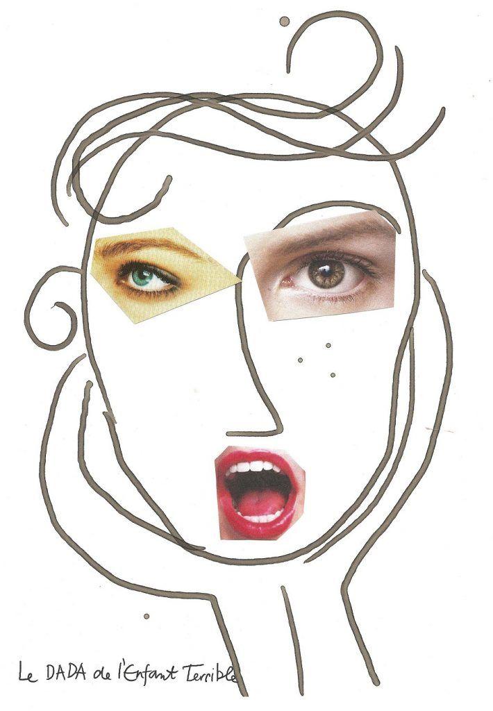 Atividade Criativa Descobrindo O Rosto Humano Arte Da Face