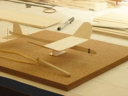 Simple Balsa Wood Glider Plans Glider Планеры и Хобби