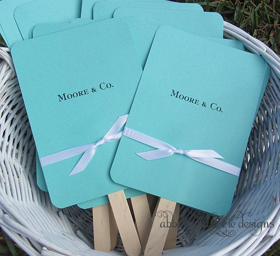 I HAVE TO HAVE THESE. Tiffany Blue Wedding,