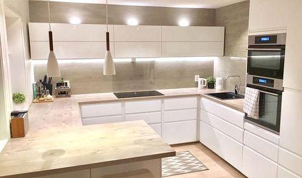 """8 gilla-markeringar, 12 kommentarer - Fam Samuelsson/Karlsson (@smart_150) på Instagram: """"Har redan börjat fundera på nya köket.  Vi bytte kök i vårt radhus i somras och valde då ett Ikea…"""""""